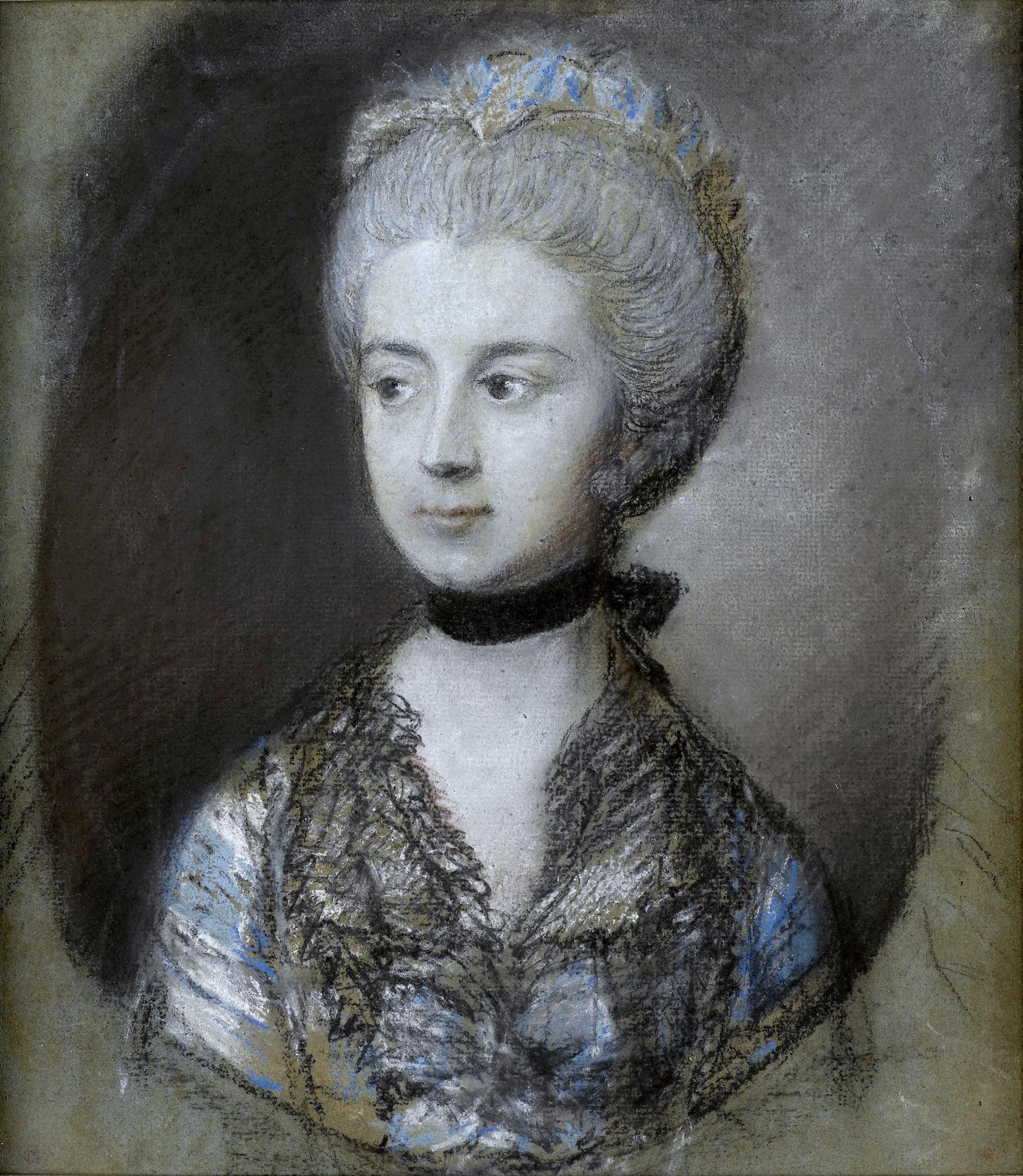 Portrait of Elizabeth, Duchess of Buccleuch
