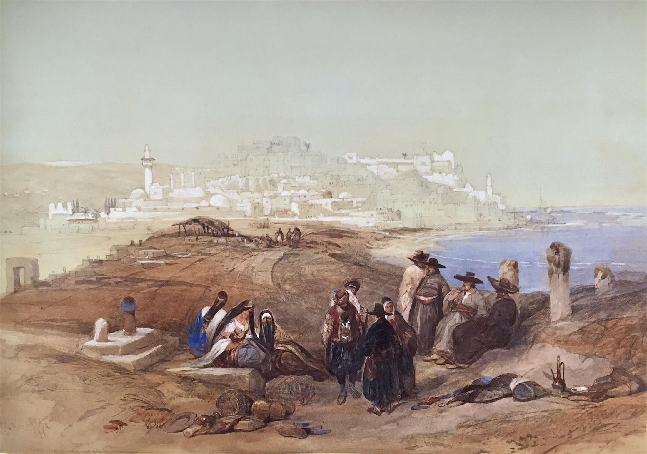 Jaffa, looking South