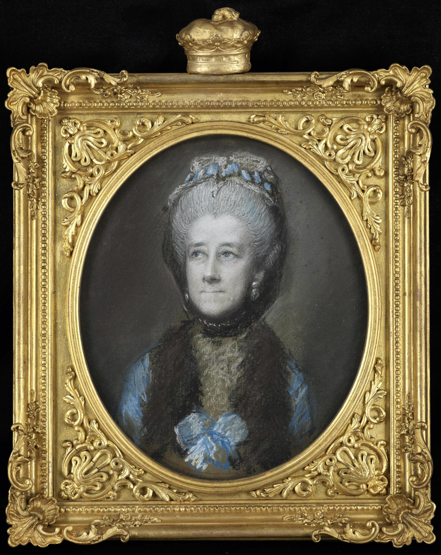 Portrait of the Duchess of Bedford