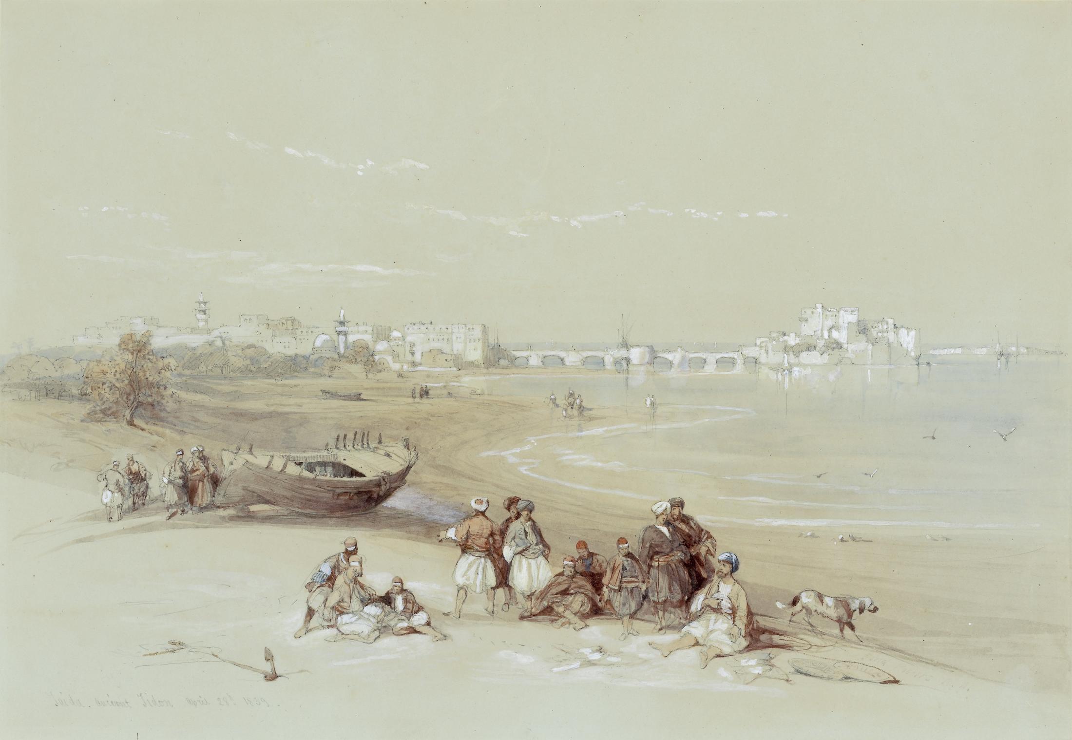Saida, Ancient Sidon