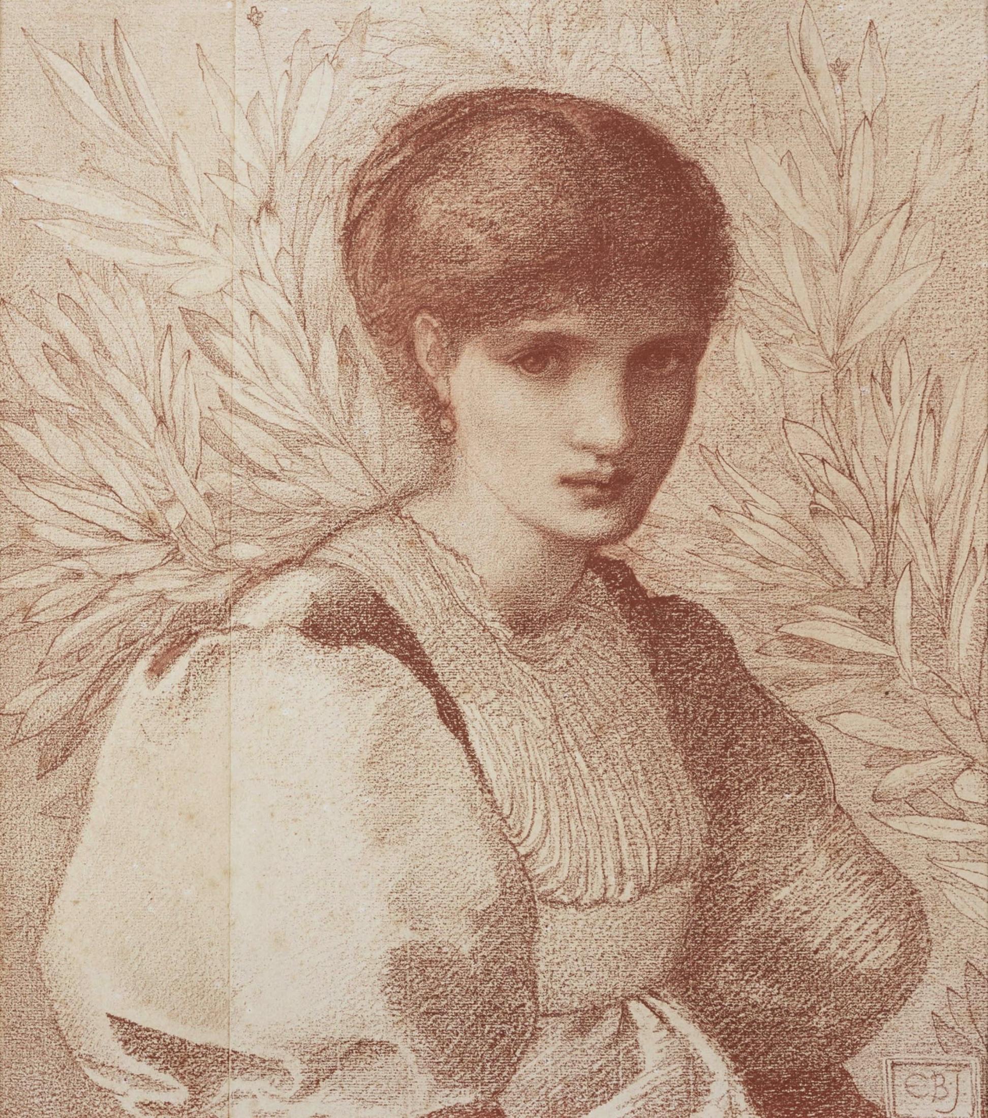 Portrait of Augusta Jones
