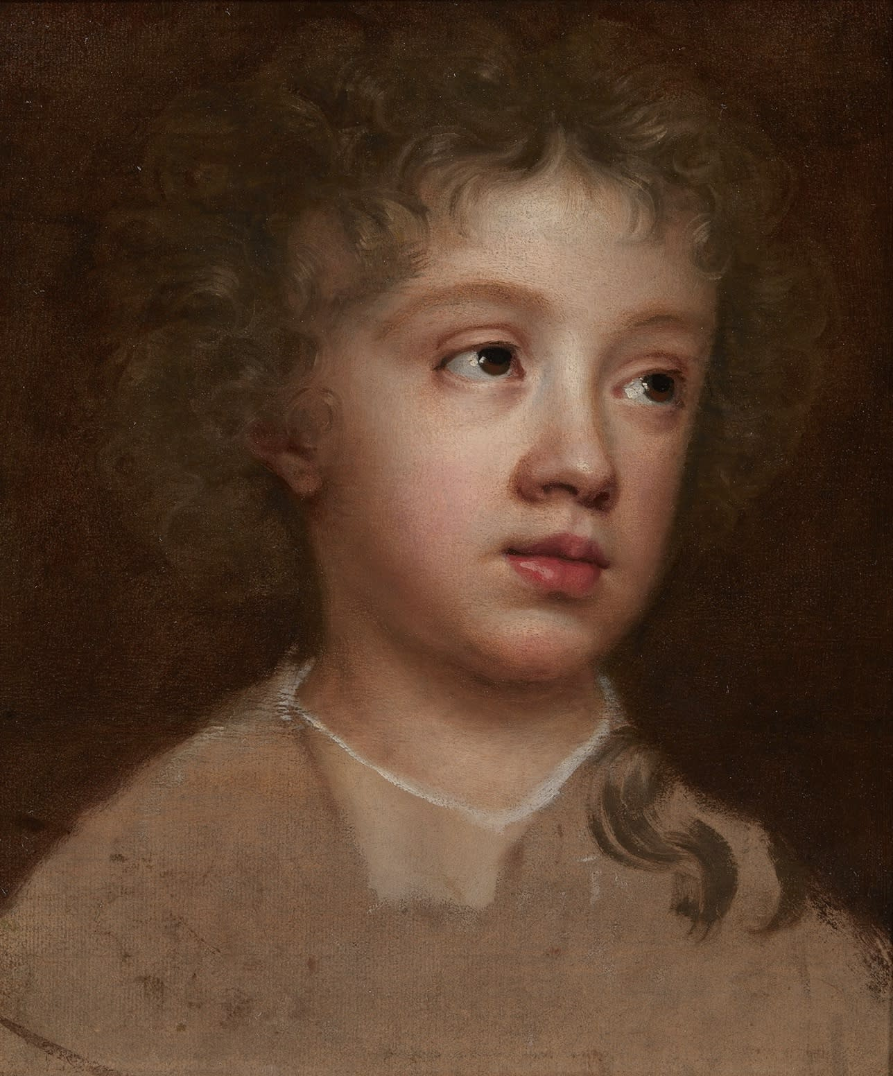 Portrait of Bartholomew, the artist's son