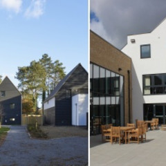 Two schemes Highly Commended at regional RICS Awards