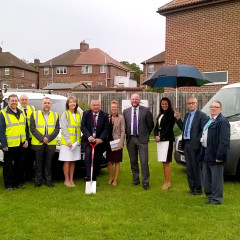 Boosting housing supply in Barnsley