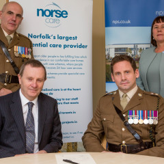 Supporting Armed Forces talent into new careers