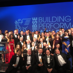 NPS wins CIBSE award for smart communities project