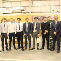 STEM students take on technical challenge