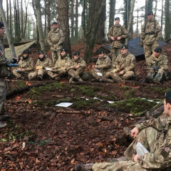 Life as an Army Reservist – from Battlefield to Boardroom