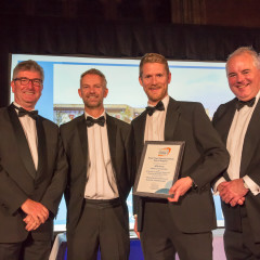 NPS Highly Commended at prestigious planning awards