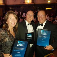 Double award win at CCISY Awards