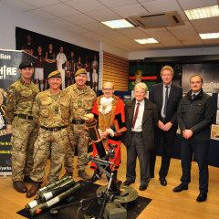 Army gets city centre base in Hull after Estates team steps in at the double!