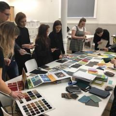 Interior Design students excel at NPS workshop
