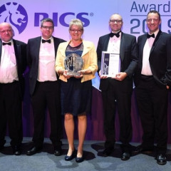 Inspirational NPS designed SEN School named East of England's 'Project of the Year' by RICS