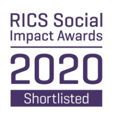 NPS projects shortlisted for RICS Social Impact Awards