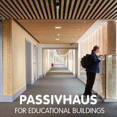 Sarah Lewis to return as chair of Passivhaus Trust event