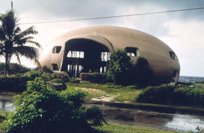 Tacita Dean, Bubble House (Exterior), 1999