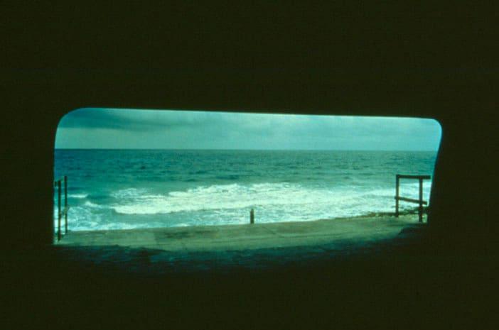 Tacita Dean, Bubble House, (window), 1999