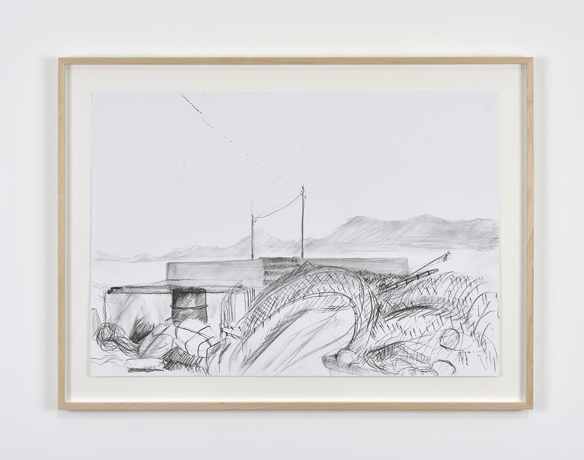 Sabine Moritz, Toyoshima II, 2019