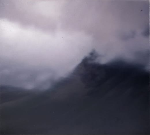 Gerhard Richter, 834-1 Piz Lagrev, 1995