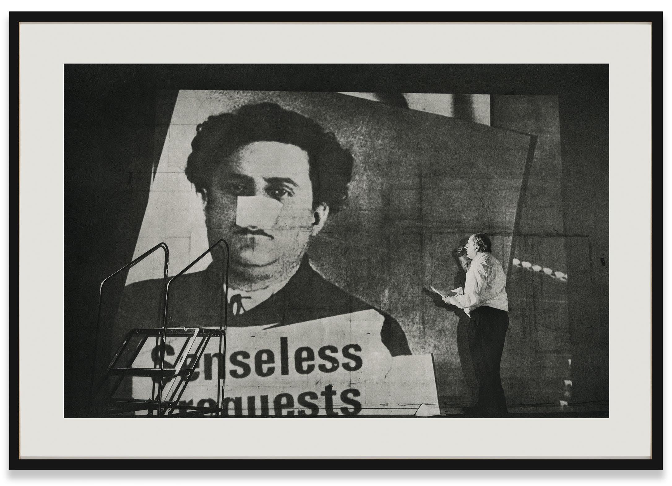 William Kentridge, Senseless Requests, 2010