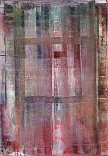 Gerhard Richter, 779-4 Abstract Painting, 1992