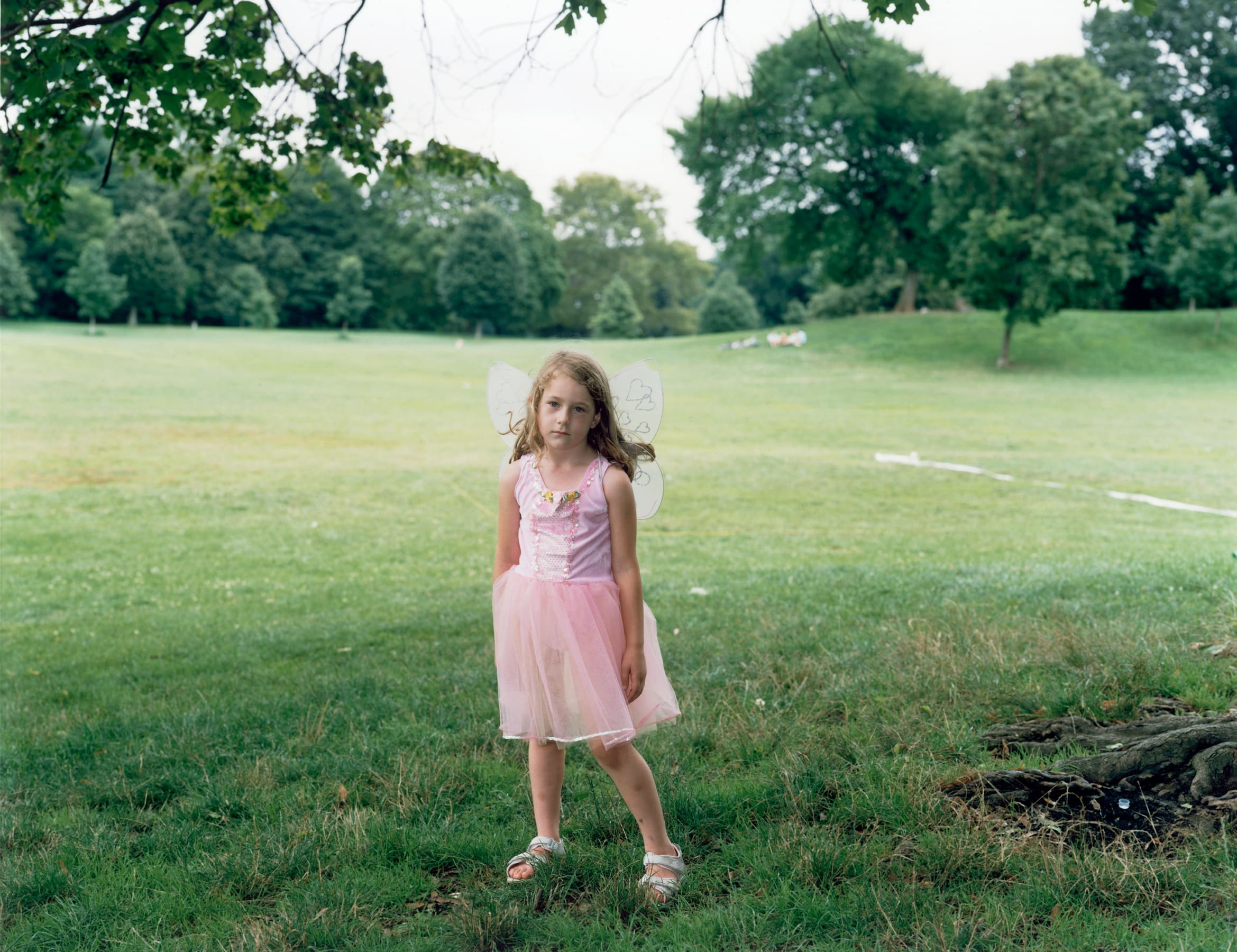 Rineke Dijkstra, Prospect Park, Brooklyn, July 23, 2006, 2006