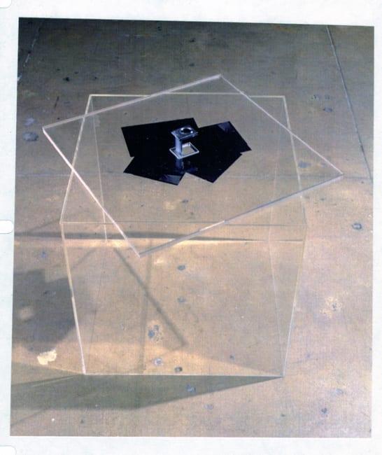 Giulio Paolini, Polvere, 1992