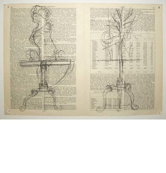 William Kentridge, Fragments for Georges Melies , (Page 554 Eye and Vision/ Page 567 Faed-Fairbairn), 2003