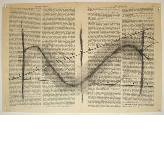 William Kentridge, Fragments for Georges Melies , (Page 394 Chian AKai Shek-Chicago/ Page 407 Chile, 2003