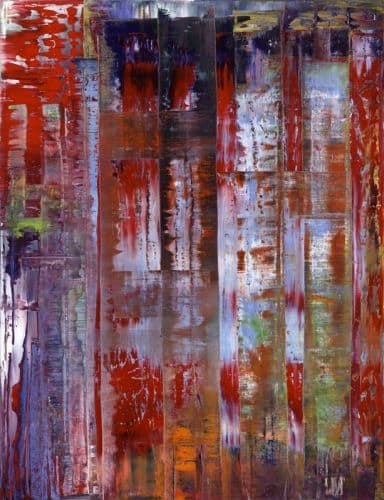 Gerhard Richter, 780-4 Abstract Painting, 1992