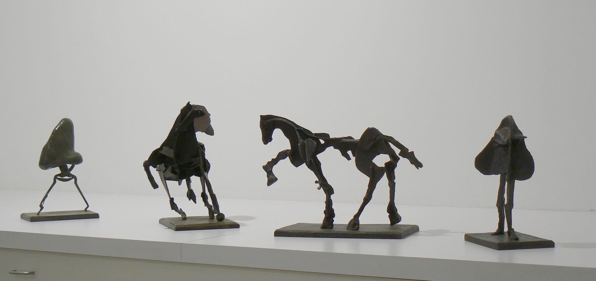William Kentridge, Untitled IV (Horse with Raised Leg), 2007
