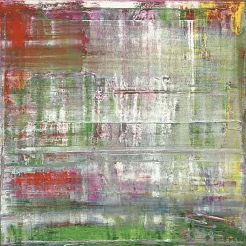 Gerhard Richter, 794-3 Abstract Painting, 1993