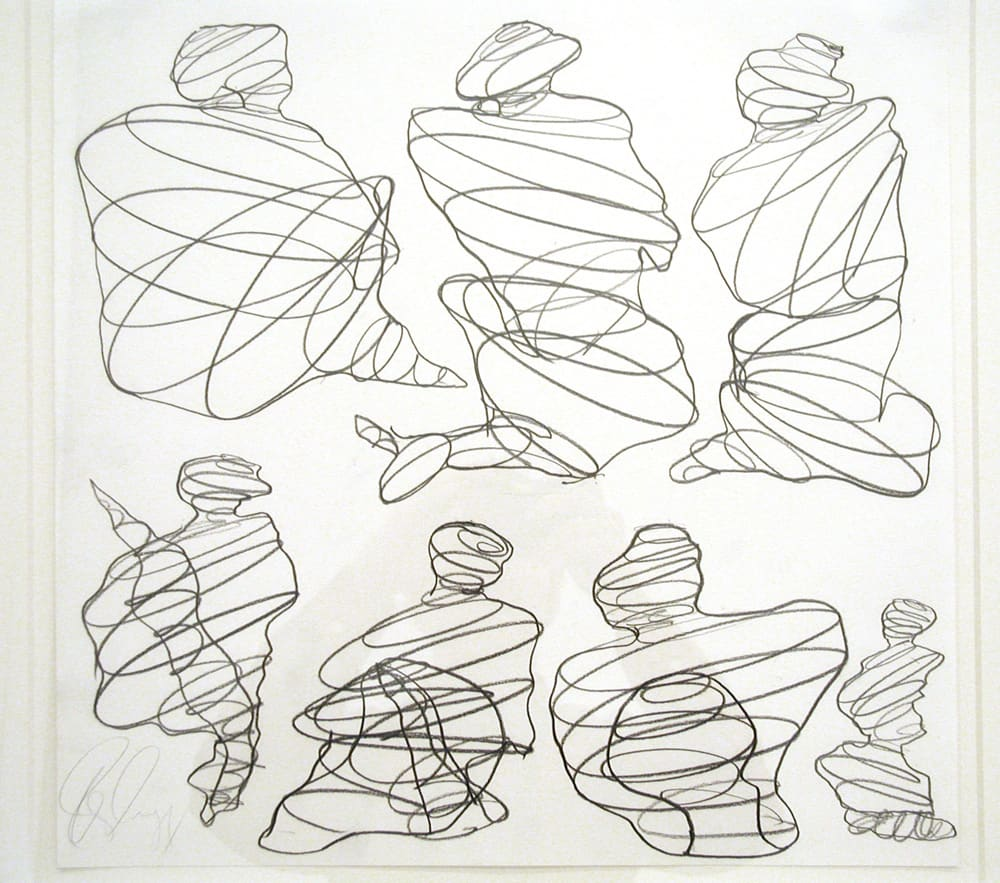Tony Cragg, Untitled (1689), 1998