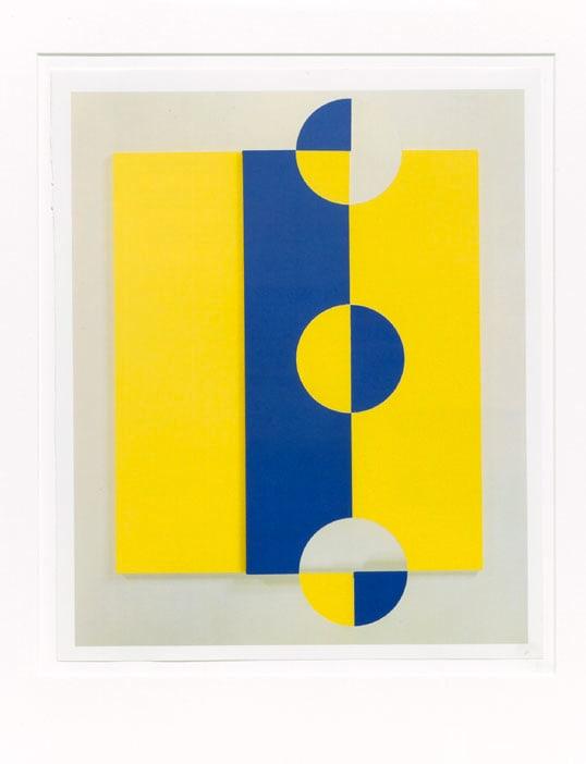 Gabriel Orozco, Kelly's Kites 3, 2001