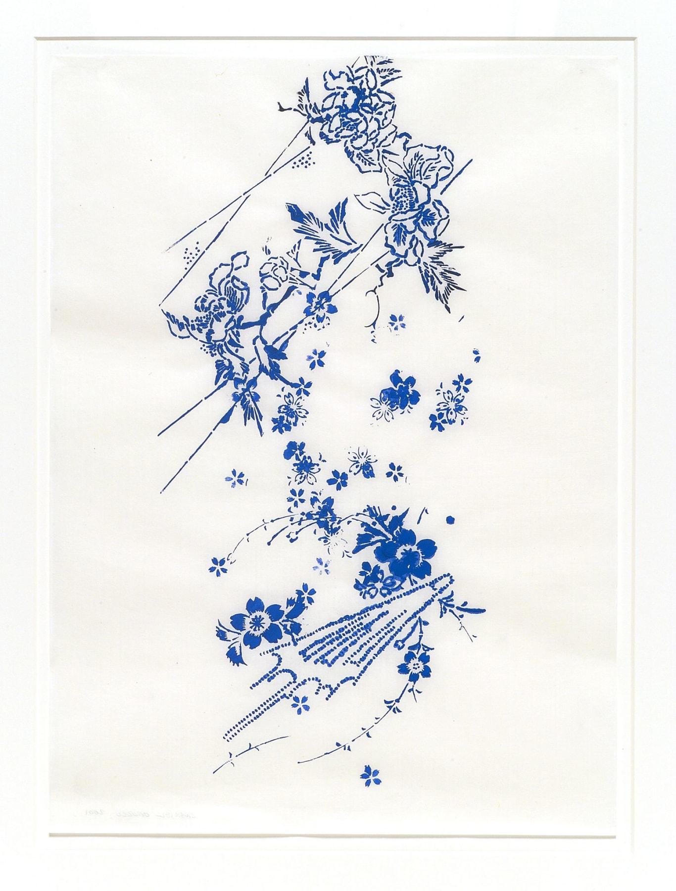 Gabriel Orozco, Katagami Prints 2, 2001