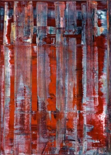Gerhard Richter, 778-3 Abstract Painting, 1992