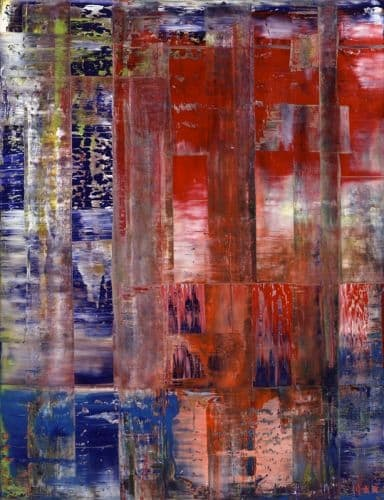 Gerhard Richter, 780-3 Abstract Painting, 1992