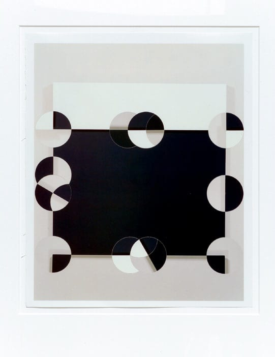 Gabriel Orozco, Kelly's Kites 7, 2001