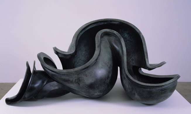 Tony Cragg, Early Form (Meander) edition 1/5, 1997