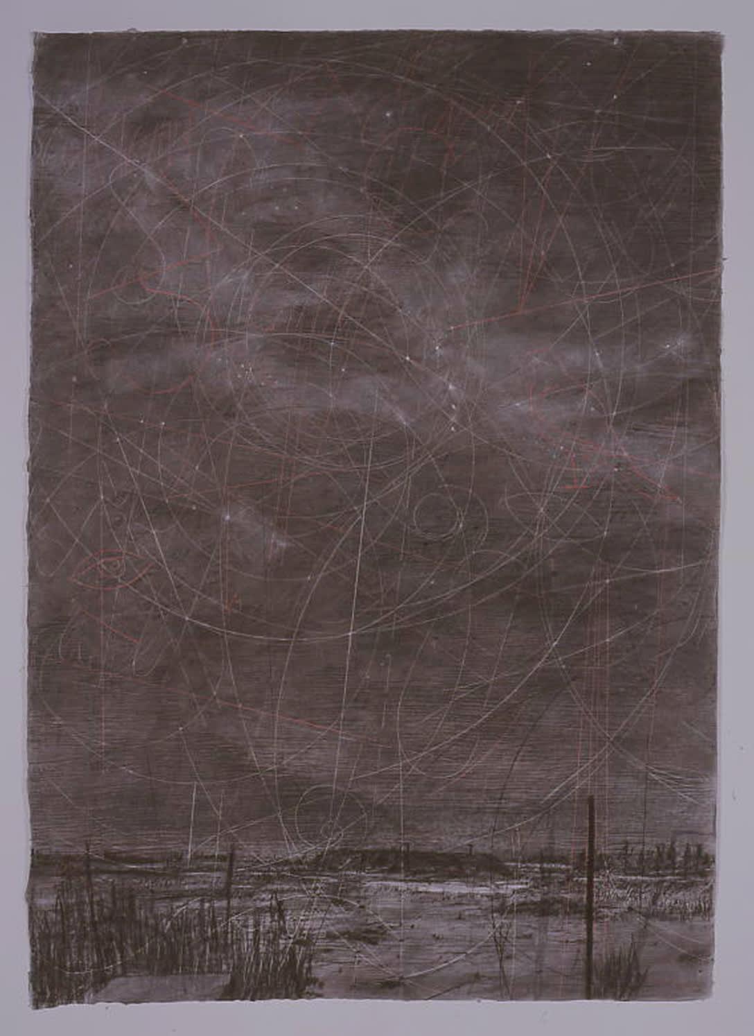 William Kentridge, Constellation, 2004