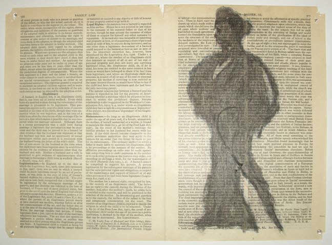 William Kentridge, Fragments for Georges Melies , (Page 520 Expansion/ Page 537 Explosives), 2003