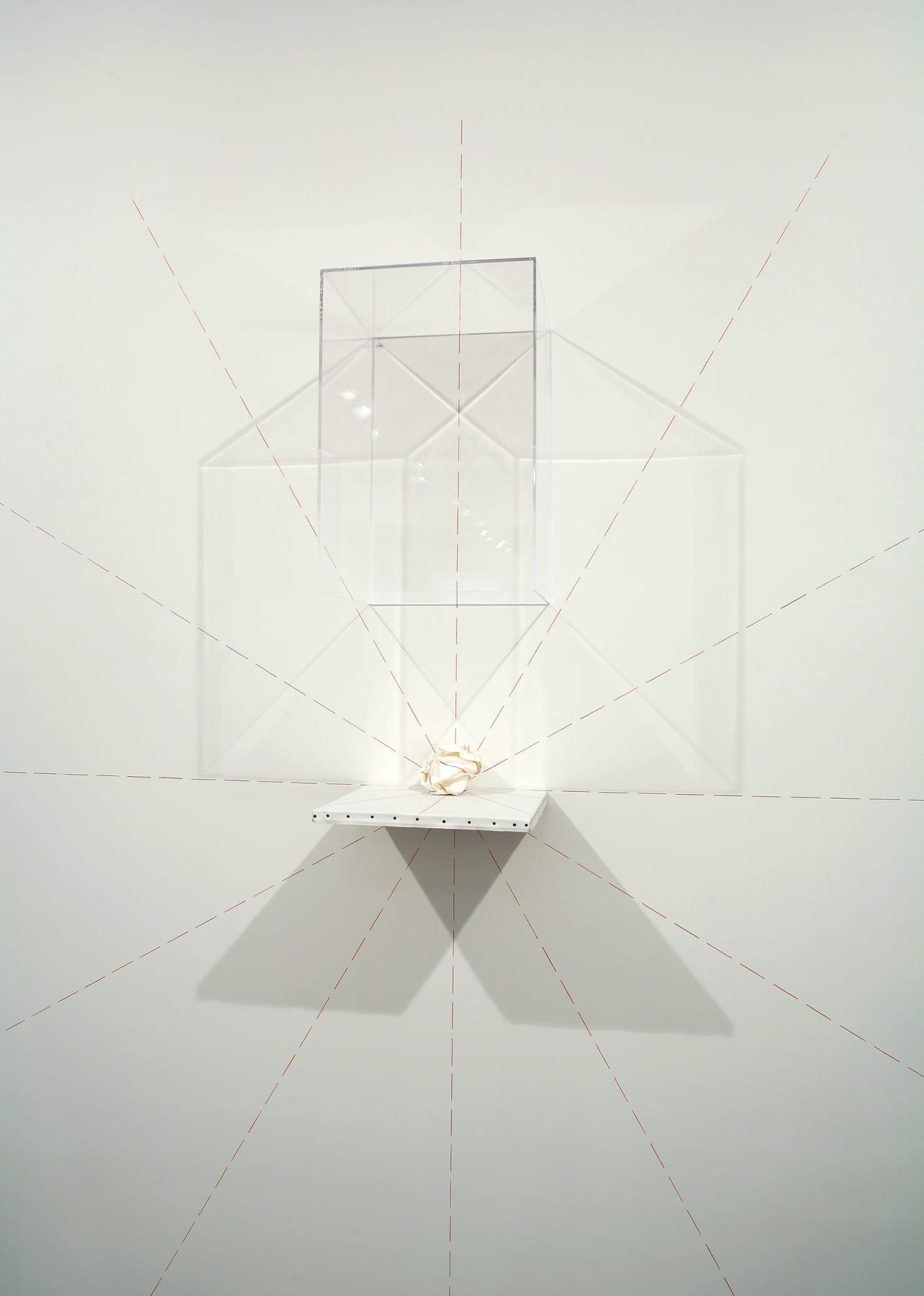 Giulio Paolini, Pesi e misure (Weights and Measures), 2006
