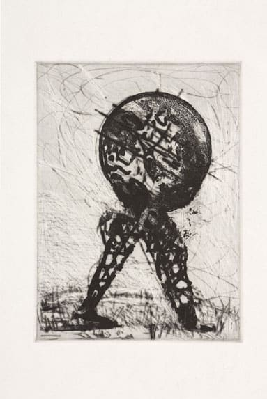 William Kentridge, L'Inesorabile Avanzata, 2007
