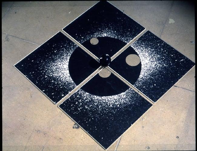 Giulio Paolini, Astrolabe, 1994