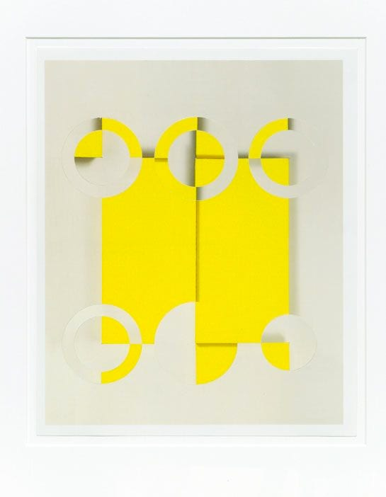 Gabriel Orozco, Kelly's Kites 11, 2001