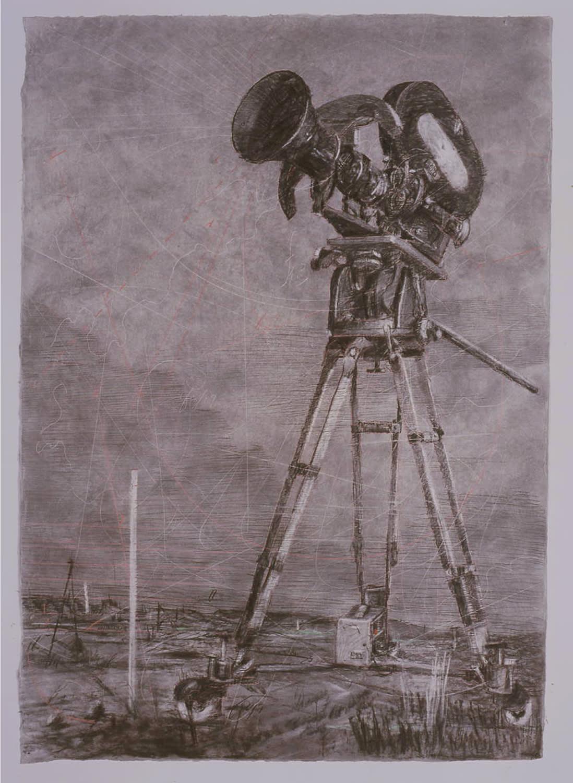 William Kentridge, Camera, 2004
