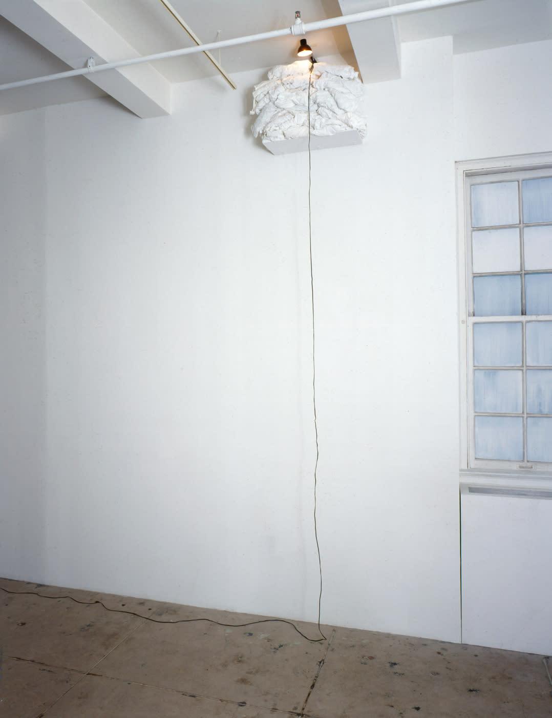 Christian Boltanski, Linen Closet Dead Swiss, 1990