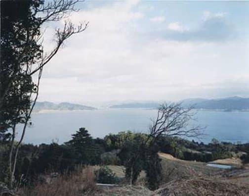 Thomas Struth, Nagato Bay, Kiwado, 1996