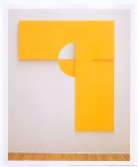 Gabriel Orozco, Kelly's Kites 8, 2001