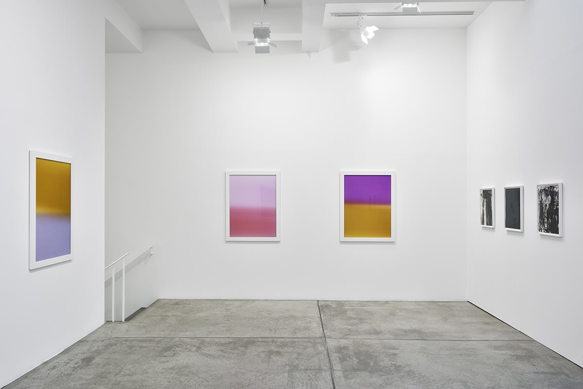 James Welling Chronology